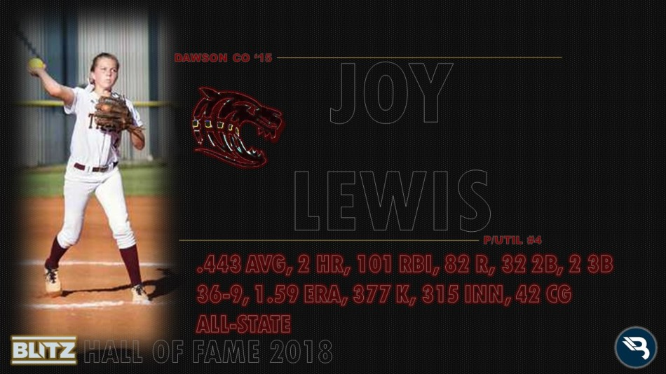 Joy Lewis