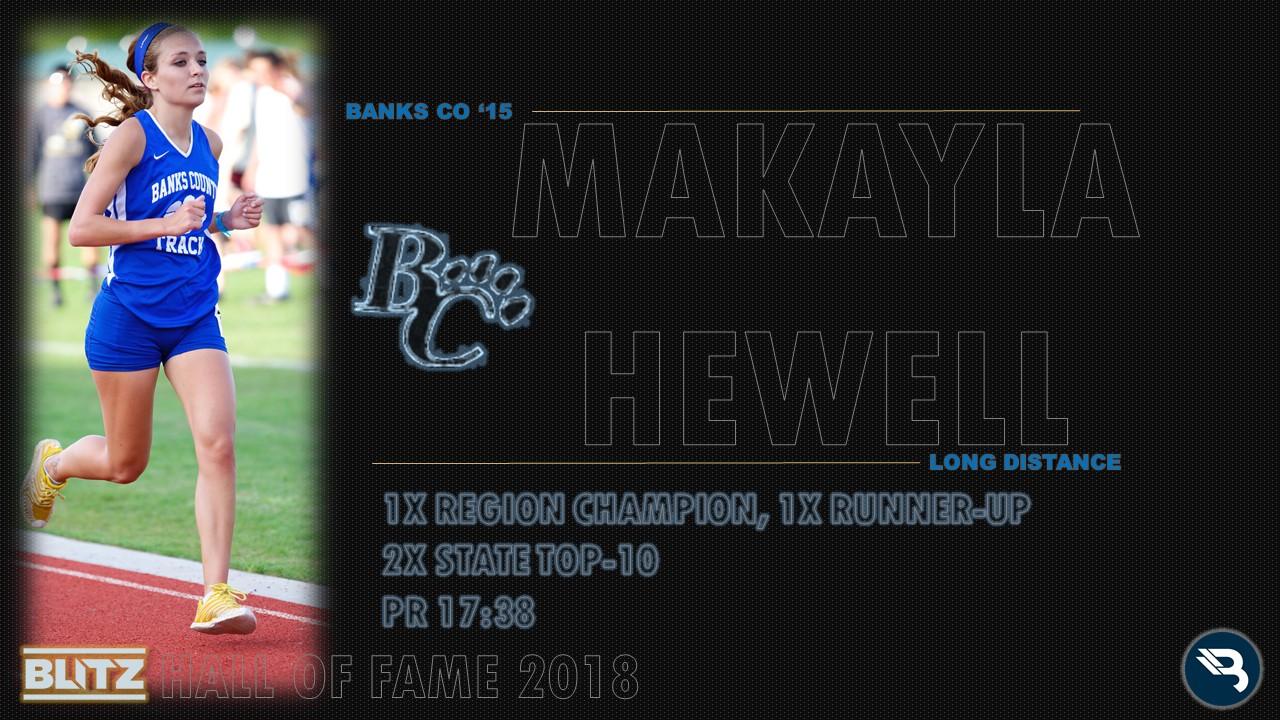 Makayla Hewell