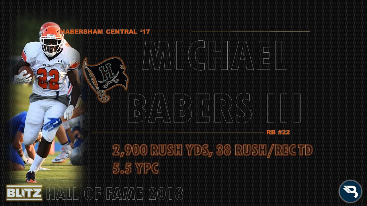 Michael Babers
