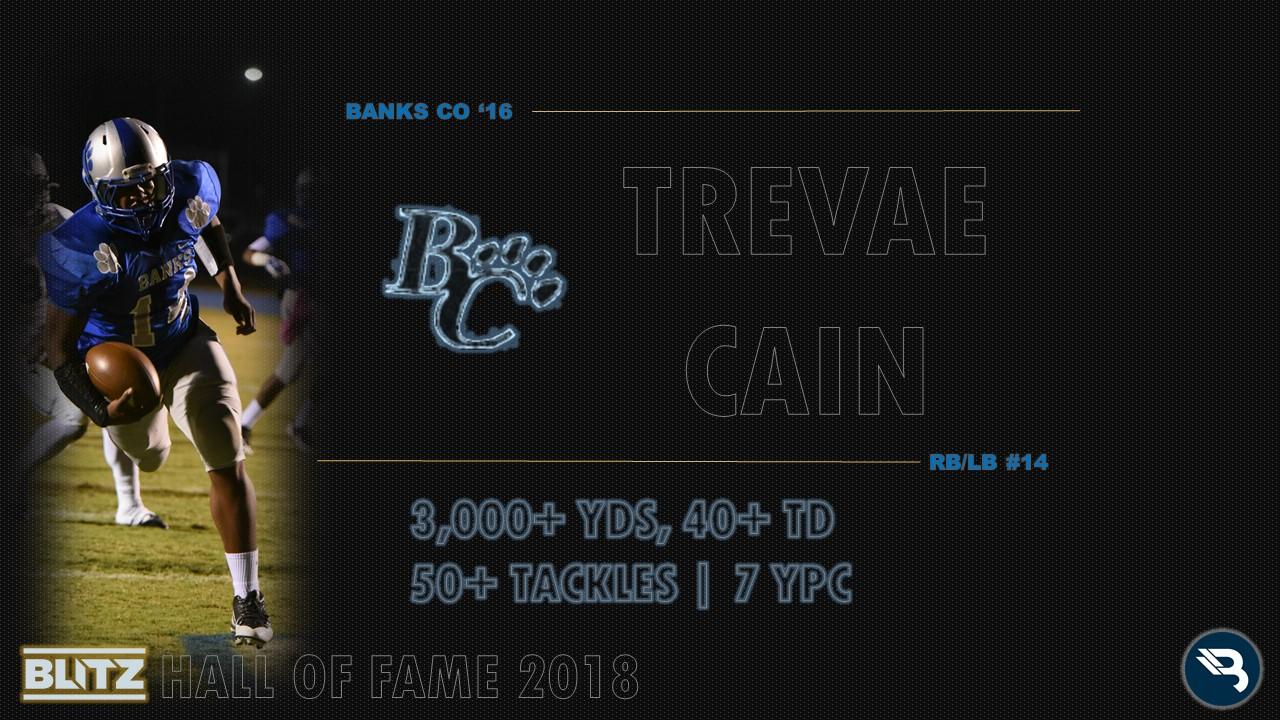 Trevae Cain
