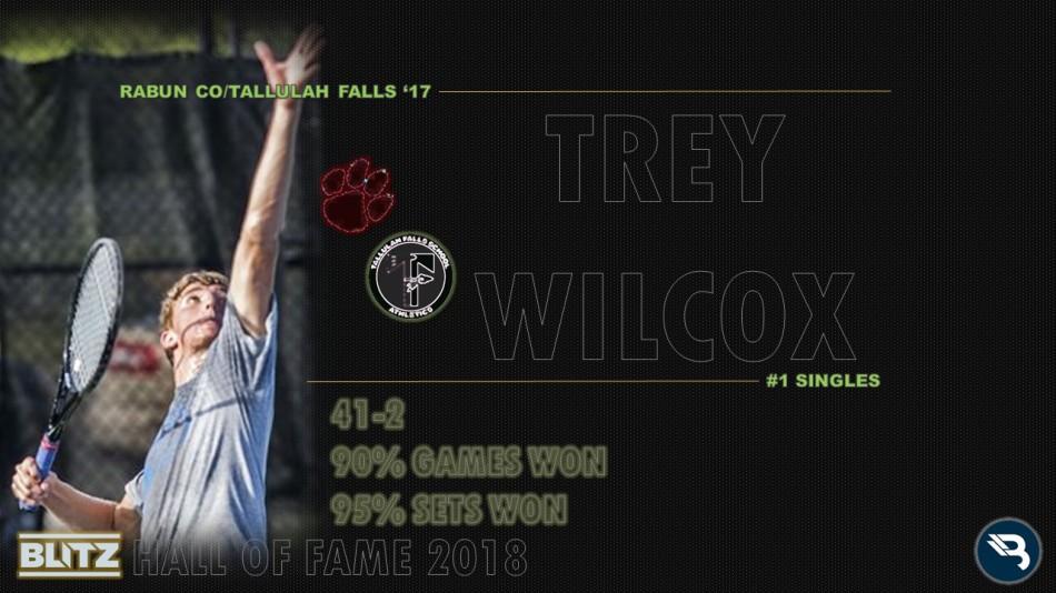 Trey Wilcox