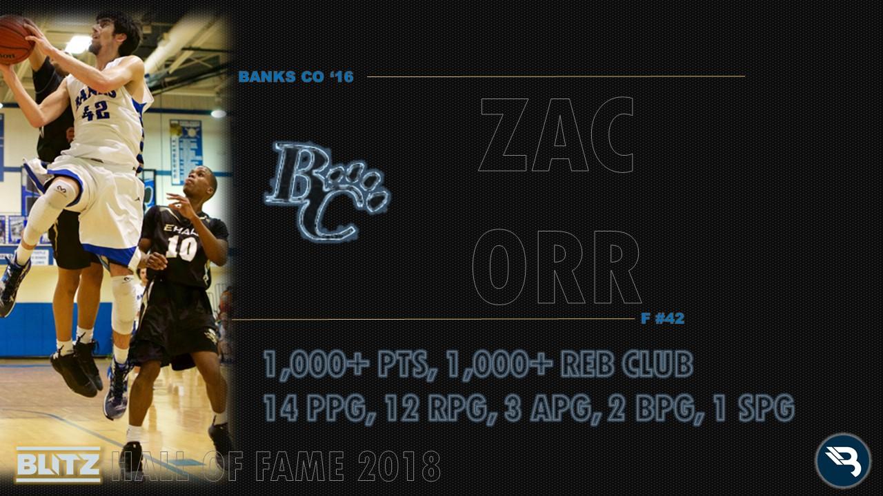 Zac Orr