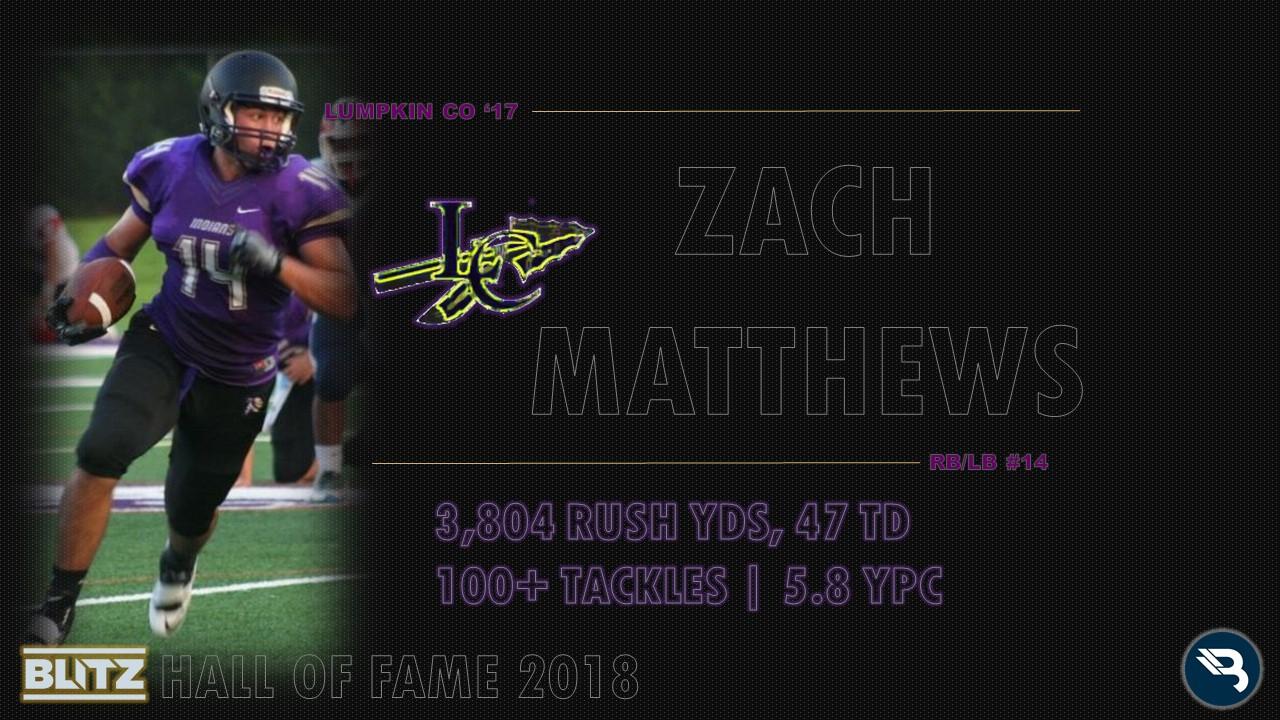 Zach Matthews