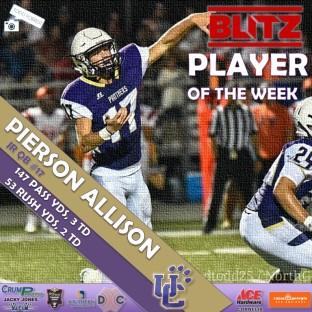 Pierson Allison - Union