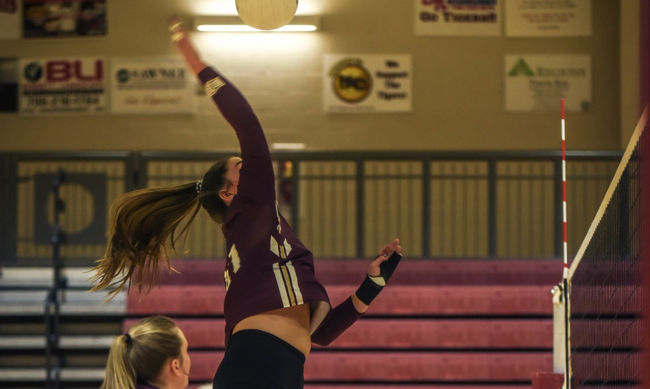 Marlie Townley 2 2018 DC VB