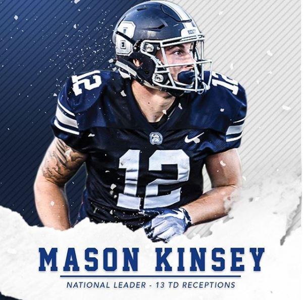 Mason Kinsey TD leader
