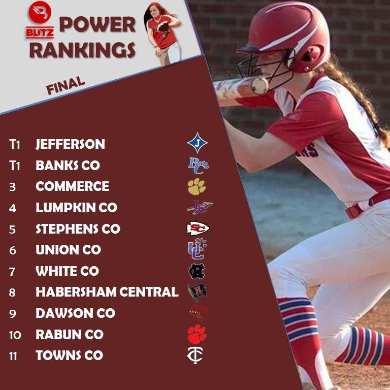 SB Power Rankings Final