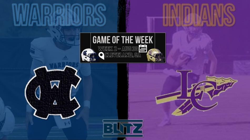 Game of the Week Preview: White vs Lumpkin – BLITZ