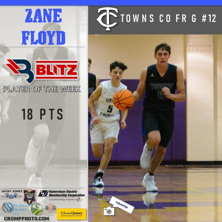 Zane Floyd - Towns