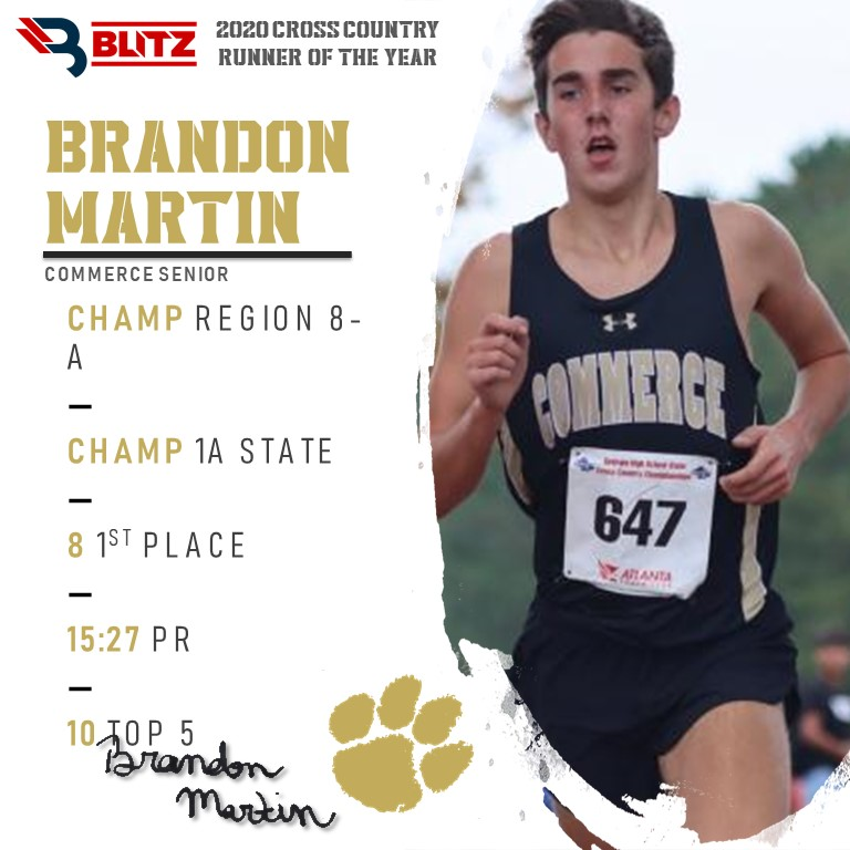 Brandon Martin - Commerce