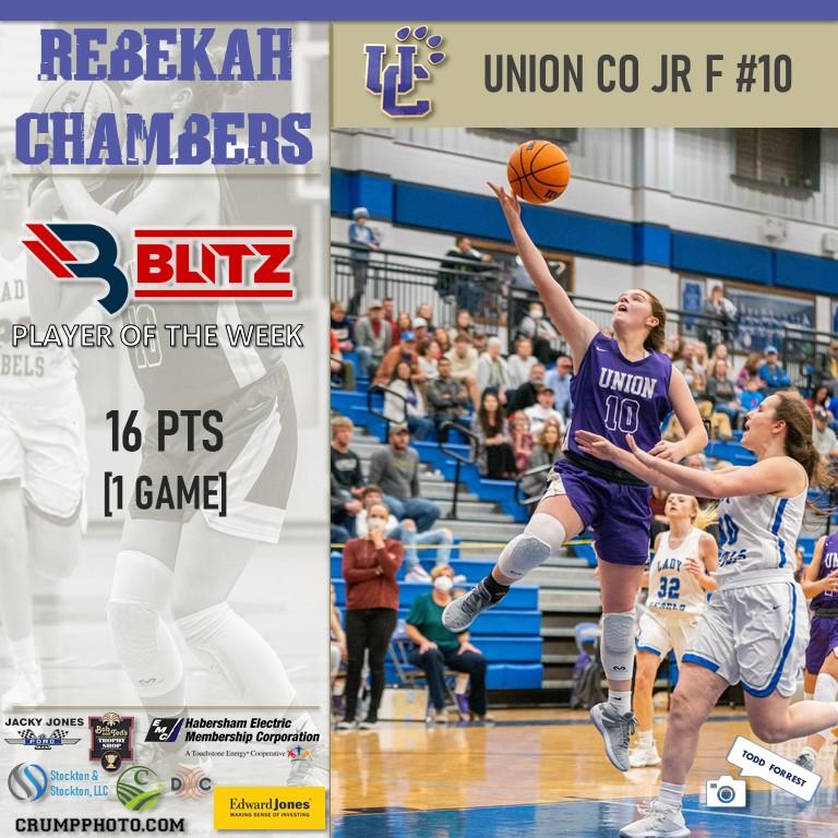 Rebekah Chambers - Union